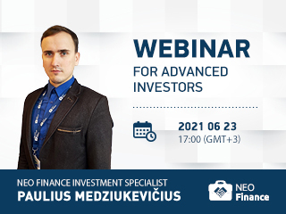 Webinar for advanced investors